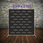 FOTOSIENA/PressWall 250x250 cm