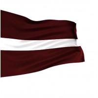 Latvijas valsts karogs 300x150 cm (šūts)