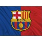 FC Barcelona fanu karogs FCB 150x100 cm